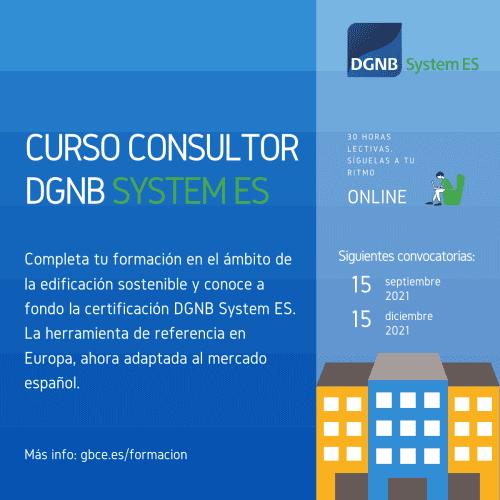 curso consultor dgnb system