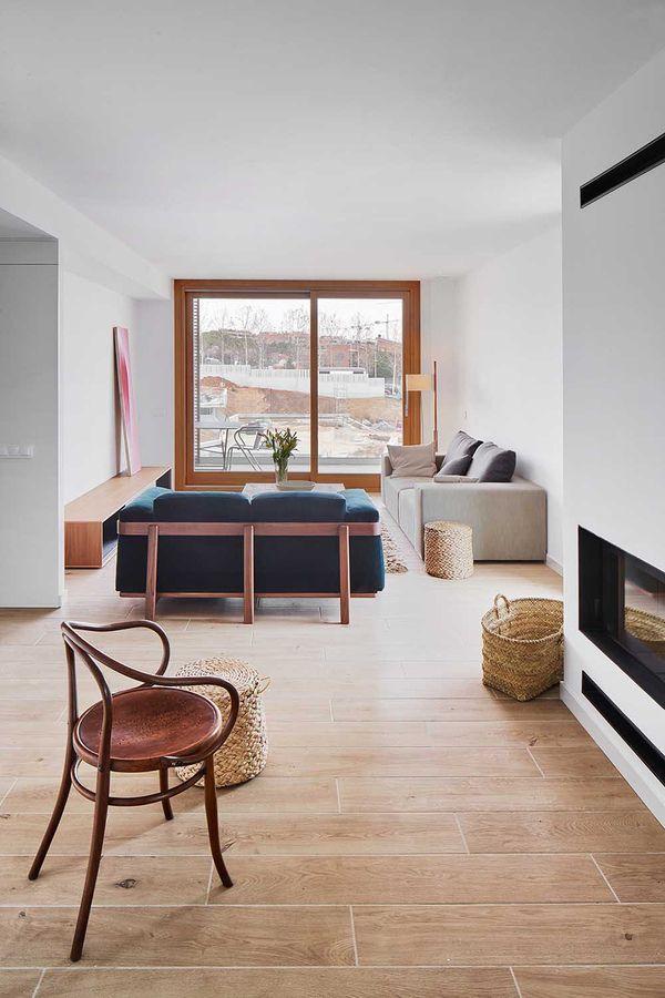 Espacio interior de una vivienda