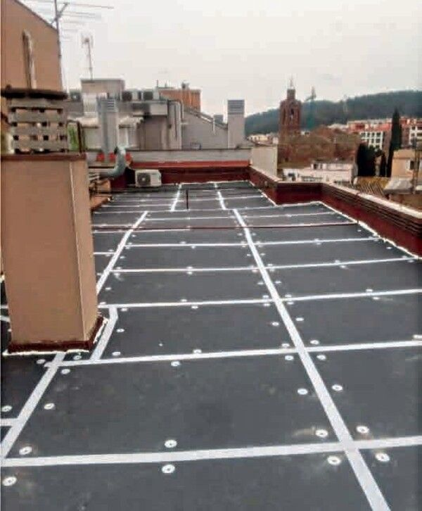 paneles cypsatherm para cubiertas especiales