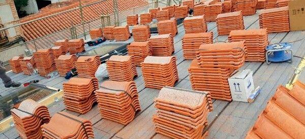 tejas y paneles cypsatherm rasurados para cubiertas inclinadas