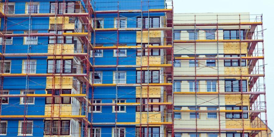 normativas para rehabilitar fachadas