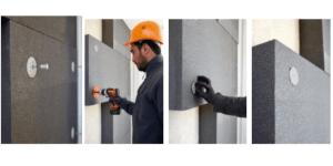 fijaciones mecanicas placas aislamiento sate