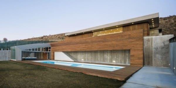leisure space fachada ecologica bambu