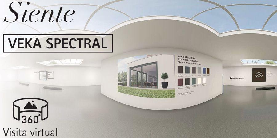 galeria virtual veka spectral