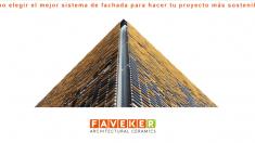 Webinar de FAVEKER sobre cómo elegir el mejor sistema de fachada para conseguir edificios más sostenibles
