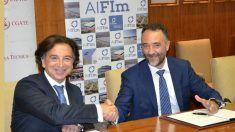 Acuerdo entre CGATE y AIFIm para impulsar productos y servicios del sector de la impermeabilización