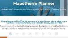 Mapetherm Planner: nueva guía de aislamiento térmico por el exterior de Mapei