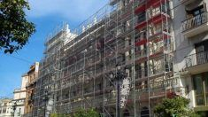 Importante aumento del número de visados para rehabilitación de viviendas