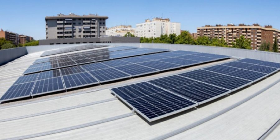 primer barrio solar zaragoza