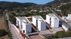 Energiehaus certifica una promoción Passivhaus en Ibiza con un SATE exterior blanco tradicional