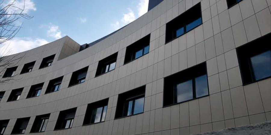 sectorizacion de fachadas ventiladas