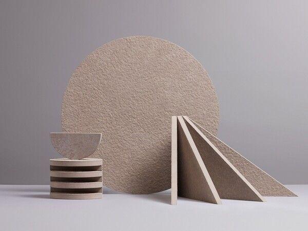 material para fachada equitone [lunara] en beige