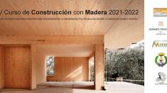 IV Curso de construcción con madera
