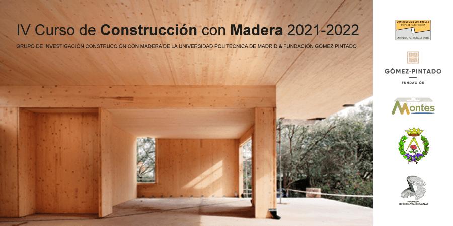 curso de construccion en madera 2021