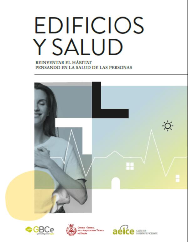 portada del libro edificios y salud