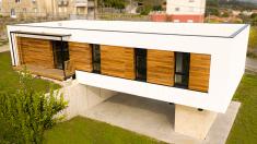 Thermochip Housing: envolvente térmica industrializada resistente y eficiente