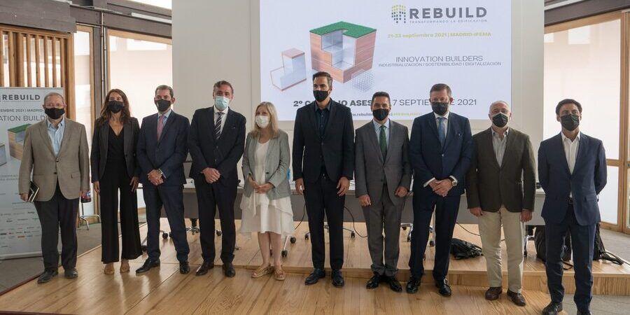 Segundo consejo asesor de Rebuild 2021