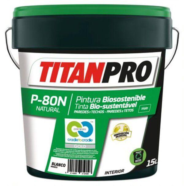 titanpro p80 pintura biosostenible