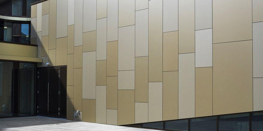 panel para fachada trespa meteon