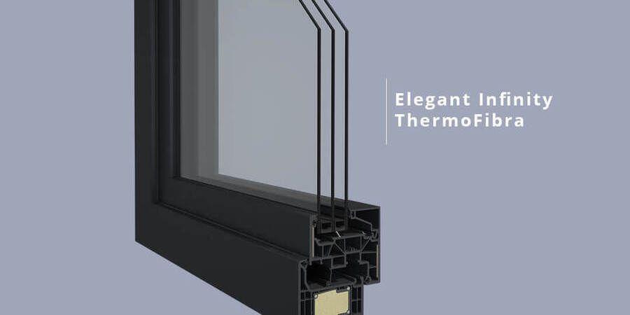 ventanas de pvc deceuninck elegant infinity thermofibra