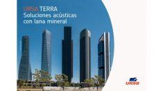 La soluciones acústicas de URSA se exhibirán en la Feria AD'IP 2021